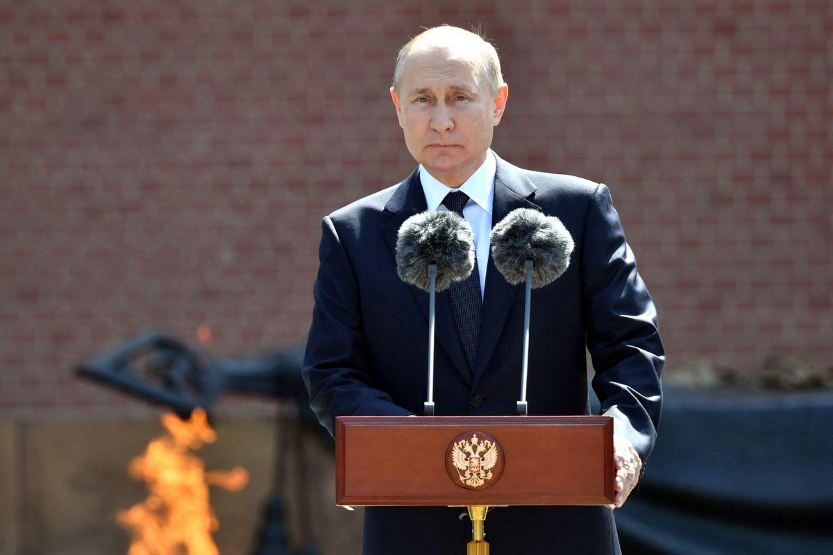 """""""Ребята, давайте договариваться"""", - что хотел сказать Путин Западу статьей в Die Zeit"""