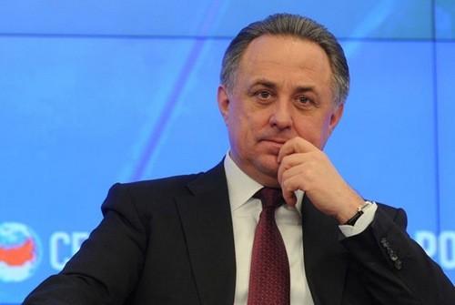 """Российский двупортфельный министр Мутко считает, что отсутствие допинга в крови спортсмена – это """"очень жесткие критерии"""""""