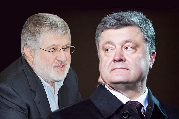 Порошенко пришлось договариваться с Коломойским о новой коалиции – за это заплатит бюджет Украины – Нусс