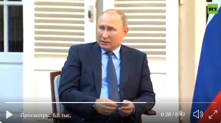 """Взрыв """"радиоактивной"""" ракеты под Северодвинском: """"правда"""" от Путина взбесила россиян в соцсетях"""