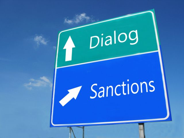 ЕС, Донбасс, санкции