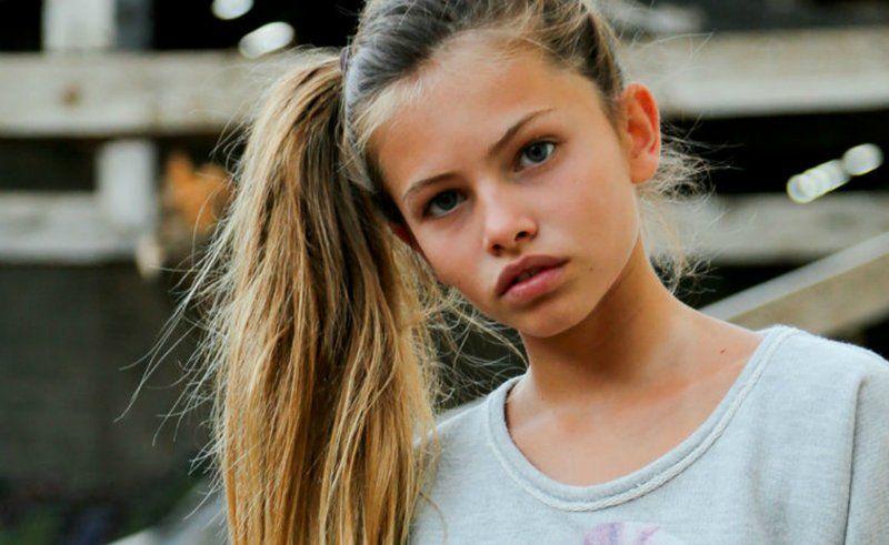 Самой красивой девочке в мире уже 20 лет: фото, как изменилась модель Тилан Блондо