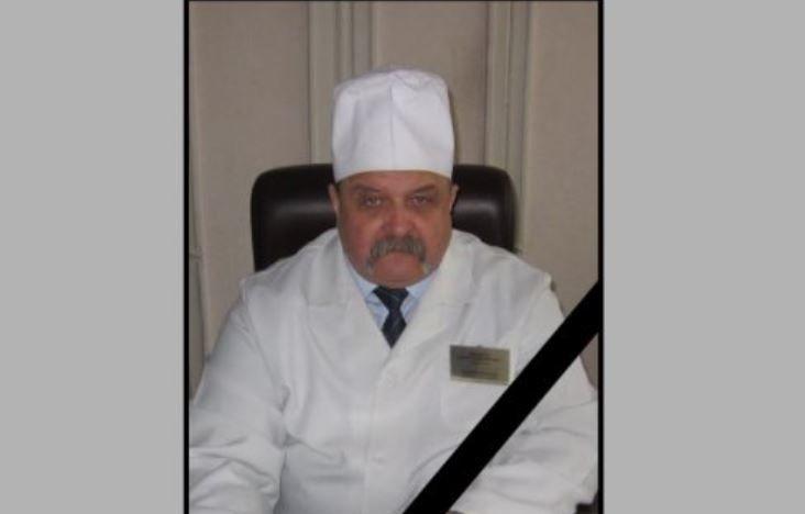 Коронавирус унес жизнь Бориса Менкуса, главврача харьковской многопрофильной больницы