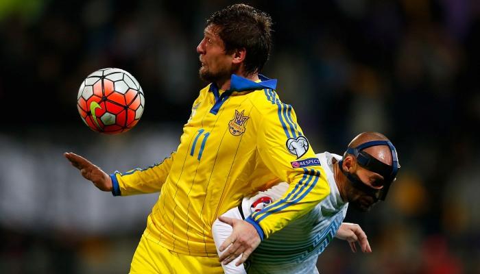 """""""Селя, то что ты написал, даже Google не переведет"""", - футболисты сборной Украины высмеяли Селезнева за его английский - кадры"""