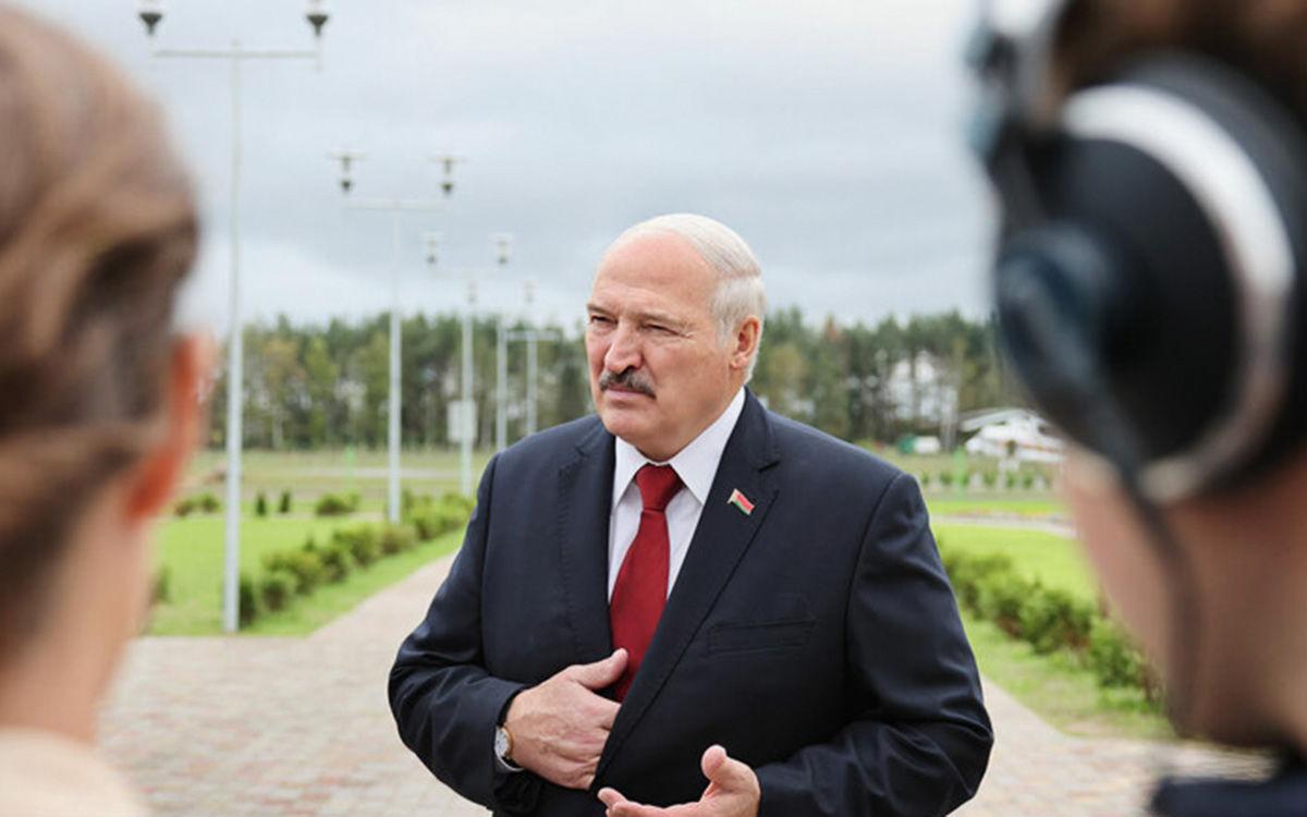 Лукашенко выдвинул ультиматум Западу