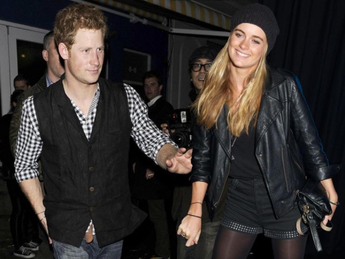Экс-возлюбленная принца Гарри модель Бонас выдала истинную причину их разрыва -   Диалог.UA