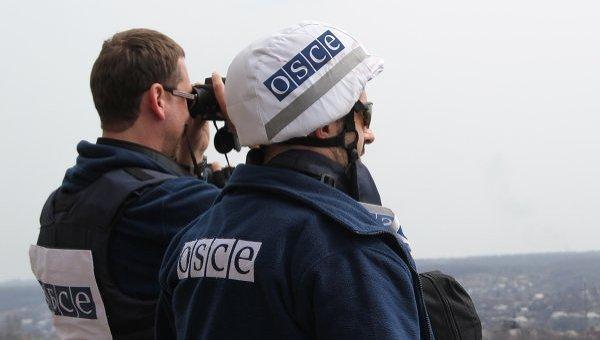 """Бандформирования """"ДНР"""" держат наготове шесть 122-мм самоходных гаубиц 2С1 """"Гвоздика"""": ОБСЕ предоставила доказательства в отчете"""