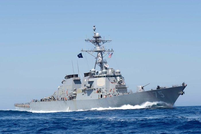РосСМИ: После беседы с Путиным Байден передумал перебрасывать эсминцы США в Черное море