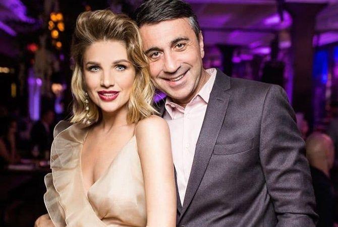 Дизайнер Катя Сильченко объявила о разводе с бизнесменом Камо Багдасаряном