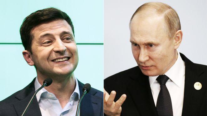 новости, New York Times, Зеленский, Путин, политика, Украина, Россия, конкуренция