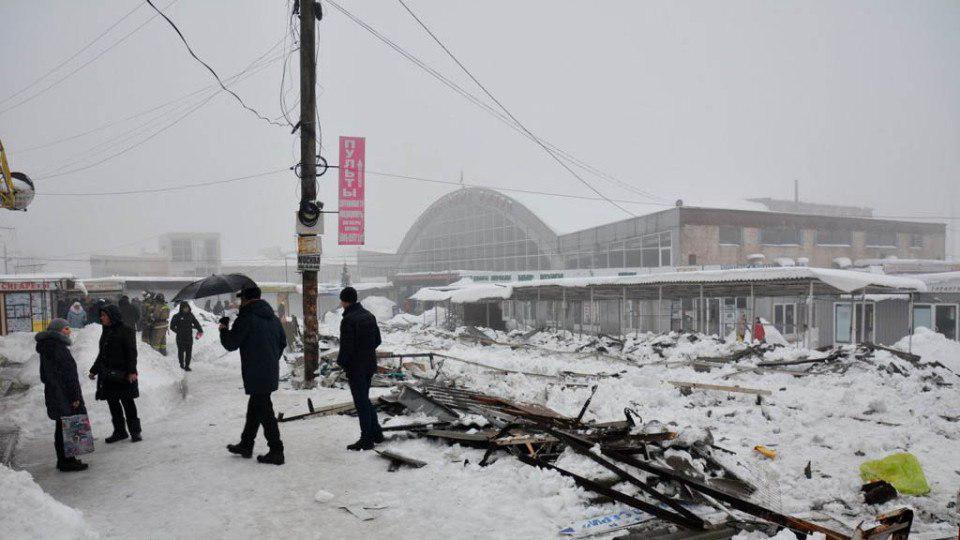 В Макеевке завершен разбор завалов на рынке: количество пострадавших увеличилось
