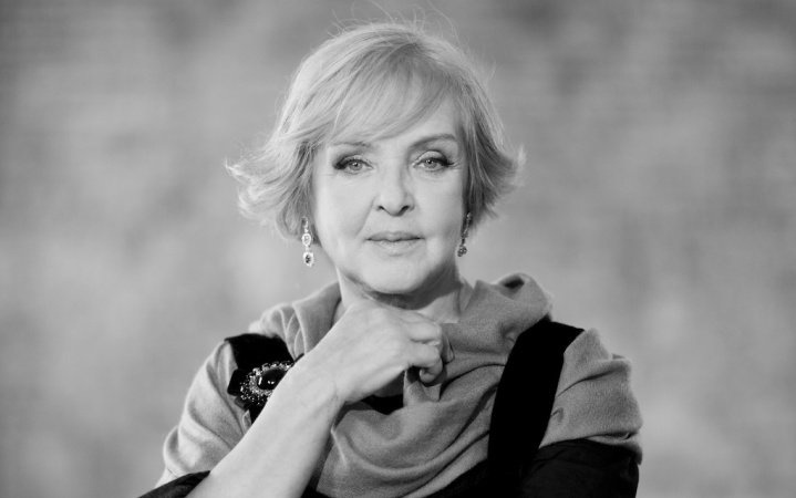 """Легендарная актриса Ада Роговцева: """"Из-за таких мальчиков я и езжу на Донбасс. Это нужно увидеть, передать невозможно"""""""