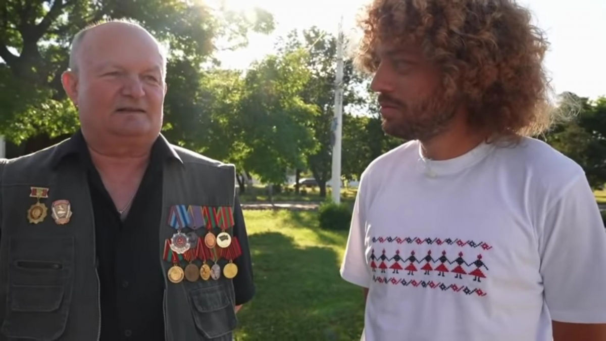 """""""Ветеран"""" войны в Приднестровье признал, что зря воевал за """"ру**ий мир"""": """"Молодежь уезжает, будущего нет"""""""