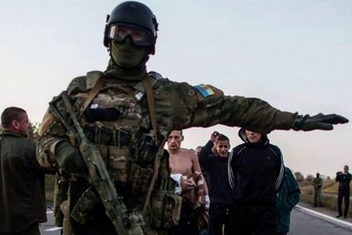 обмен, пленные, украина, россия, донбасс, война, резников