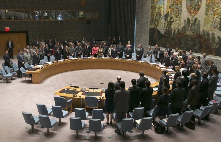 Совбез ООН принял резолюцию по катастрофе «Боинга-777»