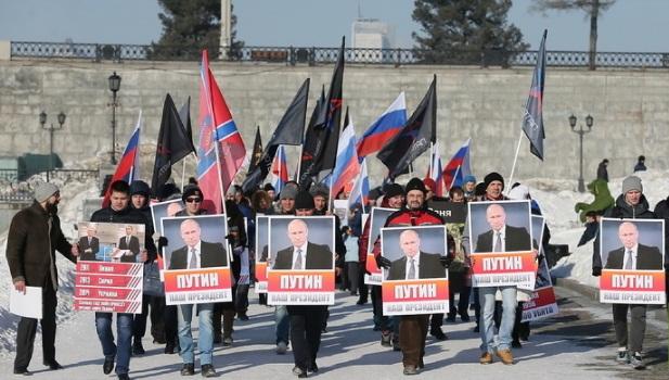 Безумное помешательство в России или пропаганда в действии: 72% россиян считают, что антироссийские санкции пойду государству только на пользу
