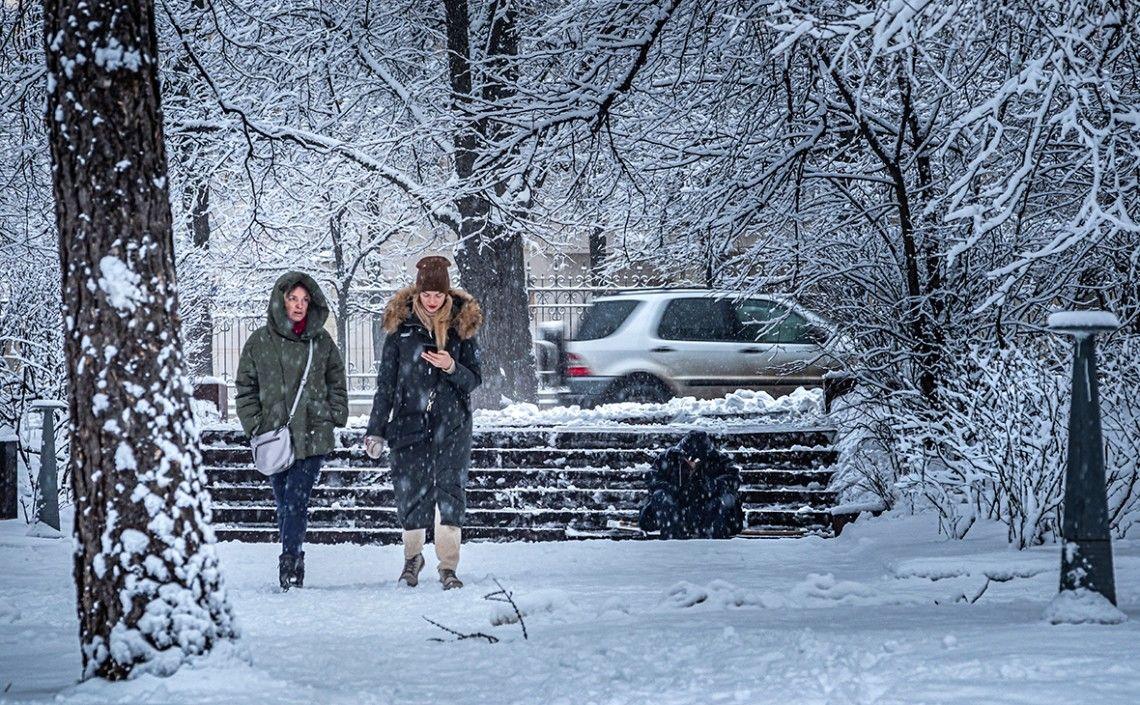 В  Украине похолодает до минус 12 градусов: прогноз, когда после морозов придет потепление