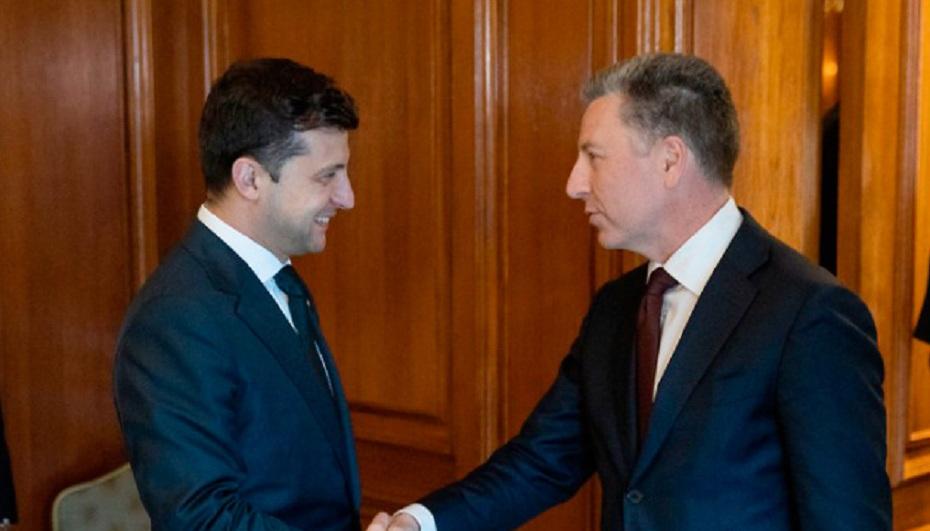 Украина, политика, волкер, зеленский, донбасс, встреча, россия, итоги