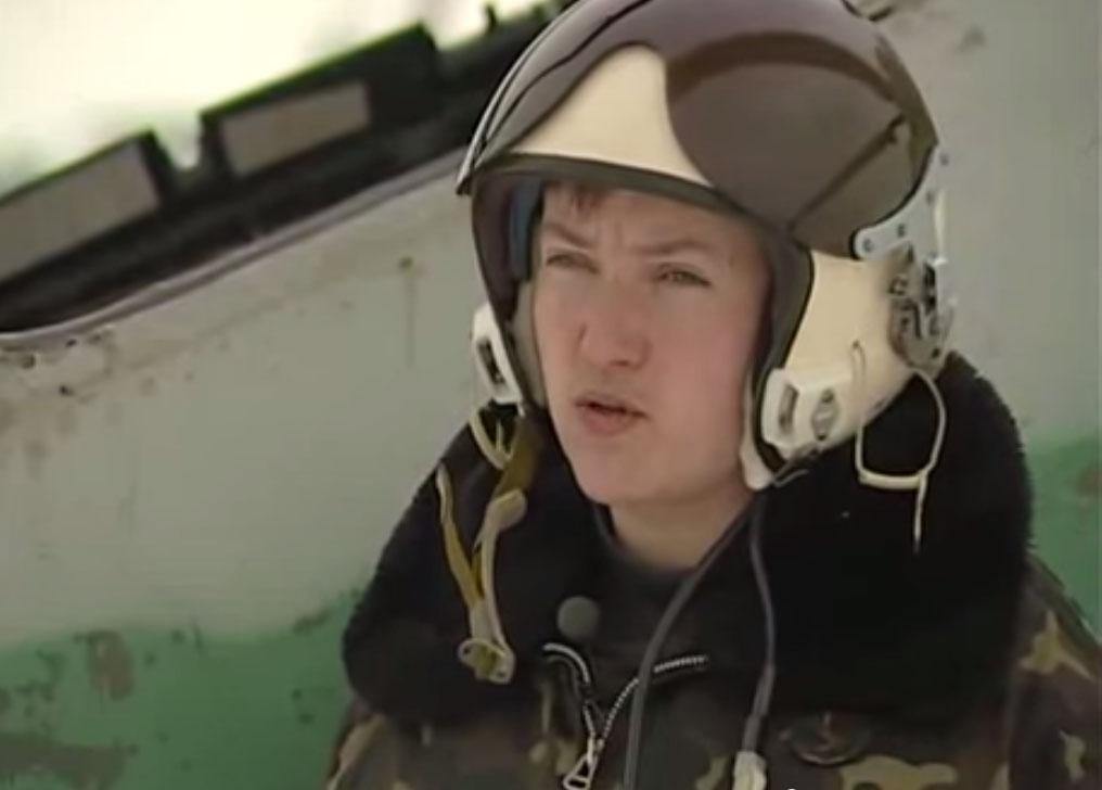 савченко, летчица, ато, герой украины