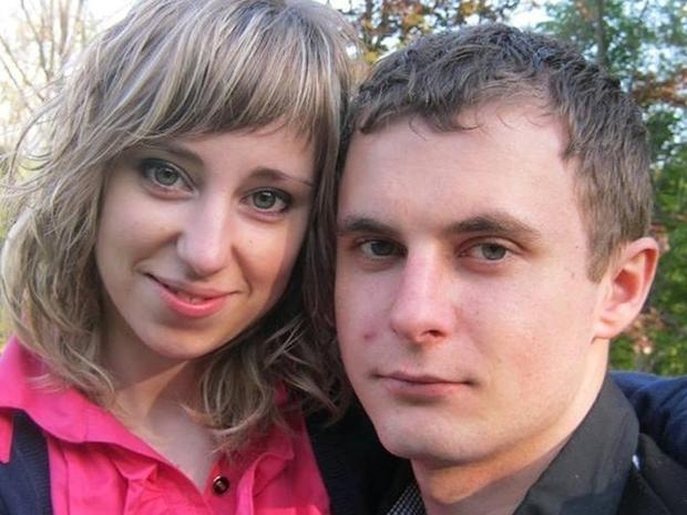 СМИ: в Черниговской области с многочисленными ножевыми ранениями нашли пропавших в Киеве молодых супругов Ольгу и Виталия Зубенко