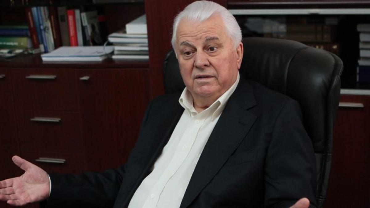 """Кравчук предупредил, когда Украина откажется от """"Минска"""": """"Если не удастся это сделать"""""""