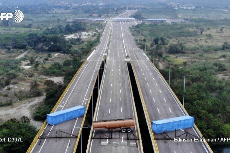 Венесуэла забаррикадирована - Мадуро пошел на отчаянную меру и обрек своих граждан на голод