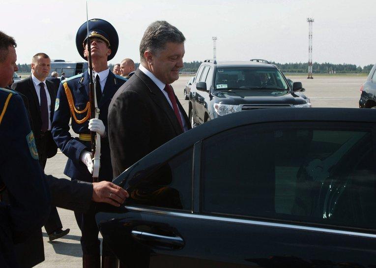 Порошенко надеется на скорый мир в Украине