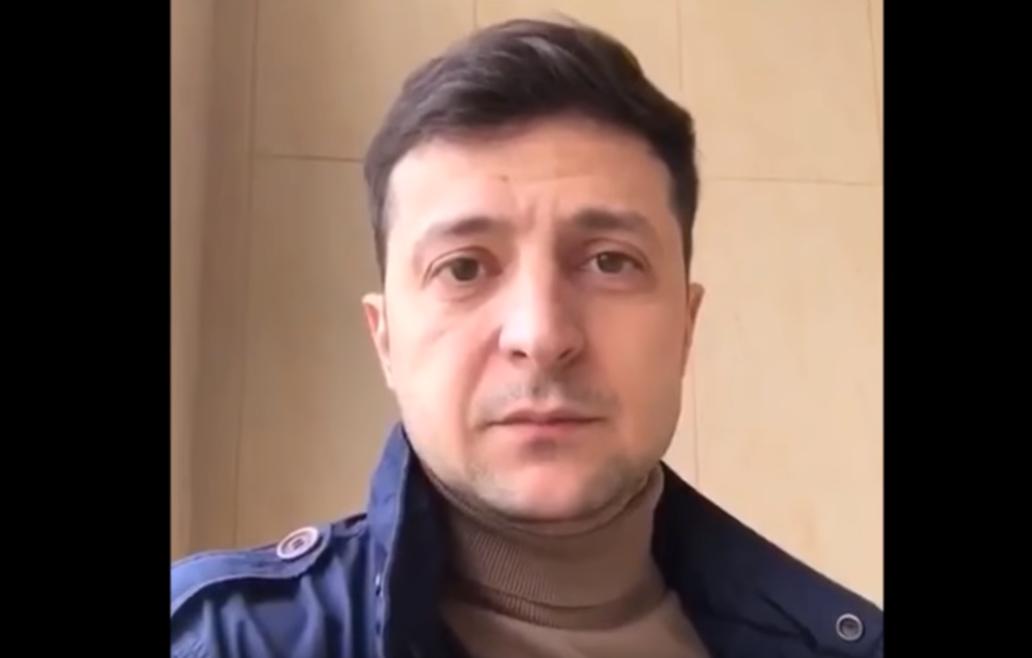 Украина, Политика, Выборы, Зеленский, Обращение, Порошенко.