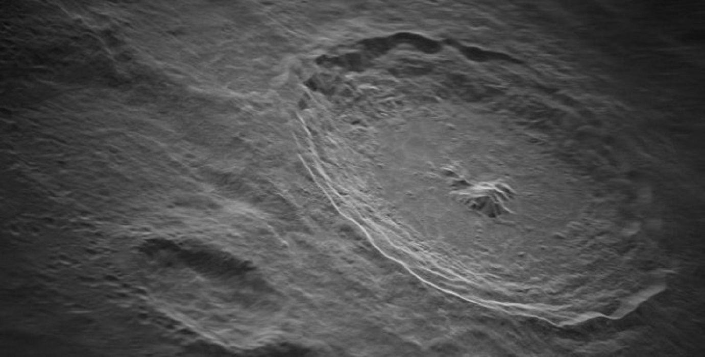 Астрономы смогли сделать самую четкую фотографию поверхности Луны