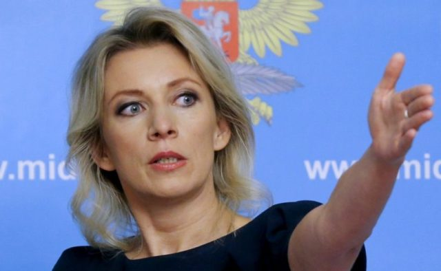 новости, посол Александрович, распад России, МИД РФ, Мария Захарова, Россия, санкции США