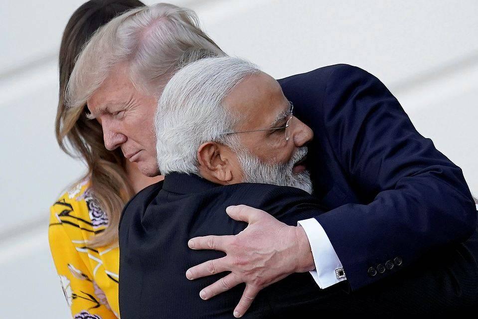 """КрымНАШ: ведущая держава мира готовится порвать стратегические отношения с Россией и выбирает США как """"главного"""" партнера - СМИ Индии"""