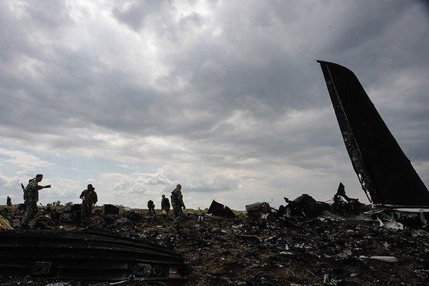 Сбитый Ил-76 в районе луганского аэропорта: два года спустя трагедии