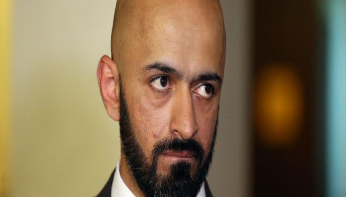 Брат Мустафы Найема пришел поддержать подозреваемого в деле Шеремета: что известно