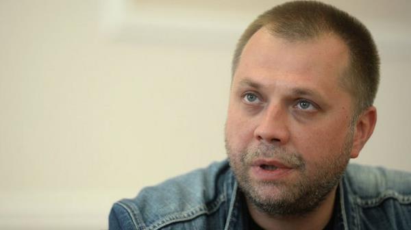 александр бородай, новороссия, новости украины, ситуация в украине