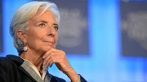 США, политика, Китай, МВФ, долг, тарифы, Лагард, экономика