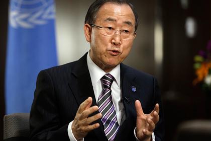 ООН и ОБСЕ обсудили ситуацию в Донбассе