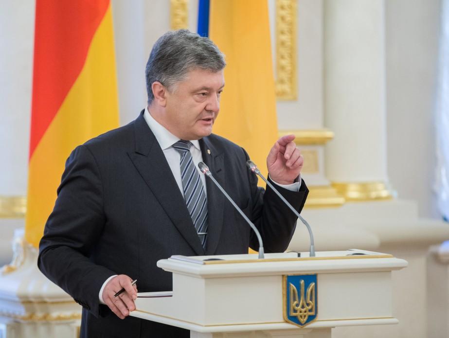 """""""Давайте всем миром нанесем удар по России за катастрофу MH17"""", - Порошенко сделал громкое заявление"""