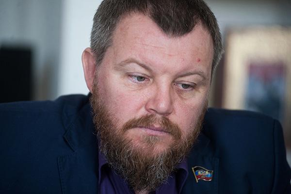 """Пургин признал крах """"ДНР"""": """"""""Республика"""" идет к своей гибели, о """"будущем"""" """"ДНР"""" можно больше не думать"""", - кадры"""