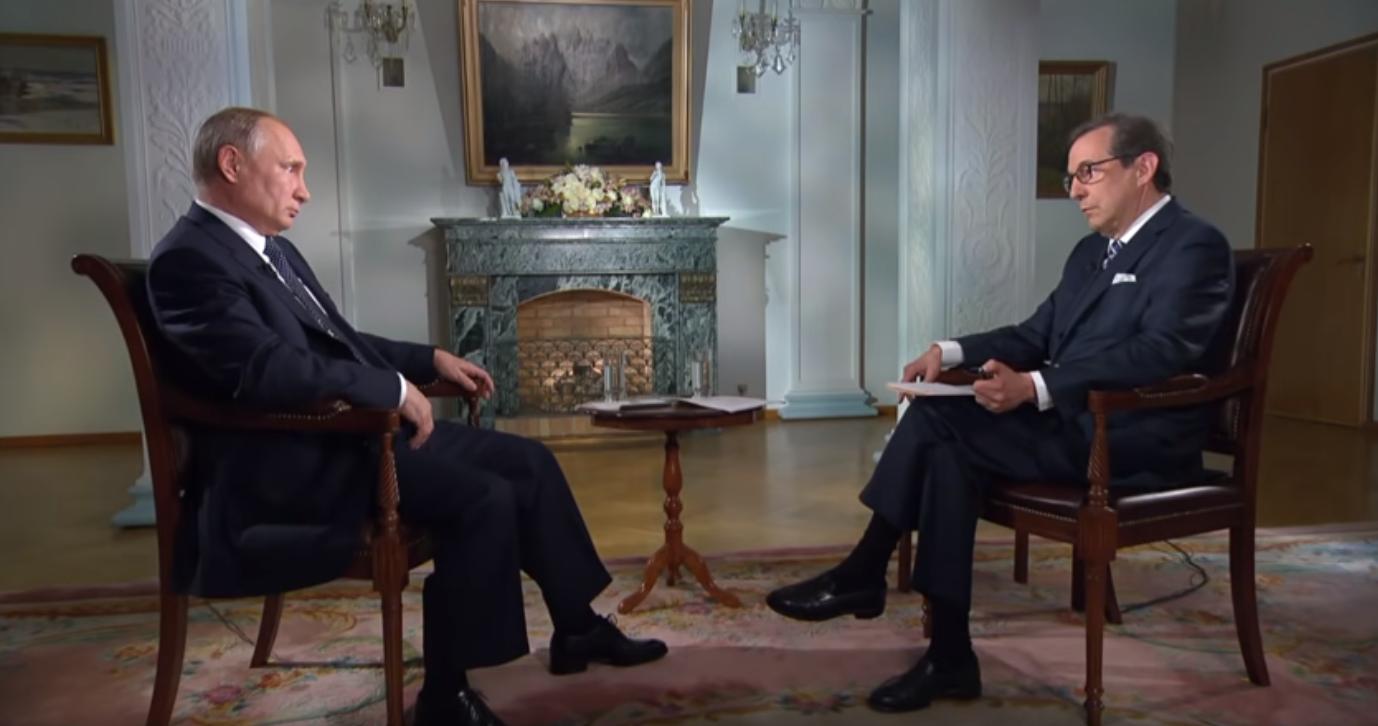 """Журналист довел Путина до истерики вопросами о """"непобедимой ракете"""" – резонансные кадры"""