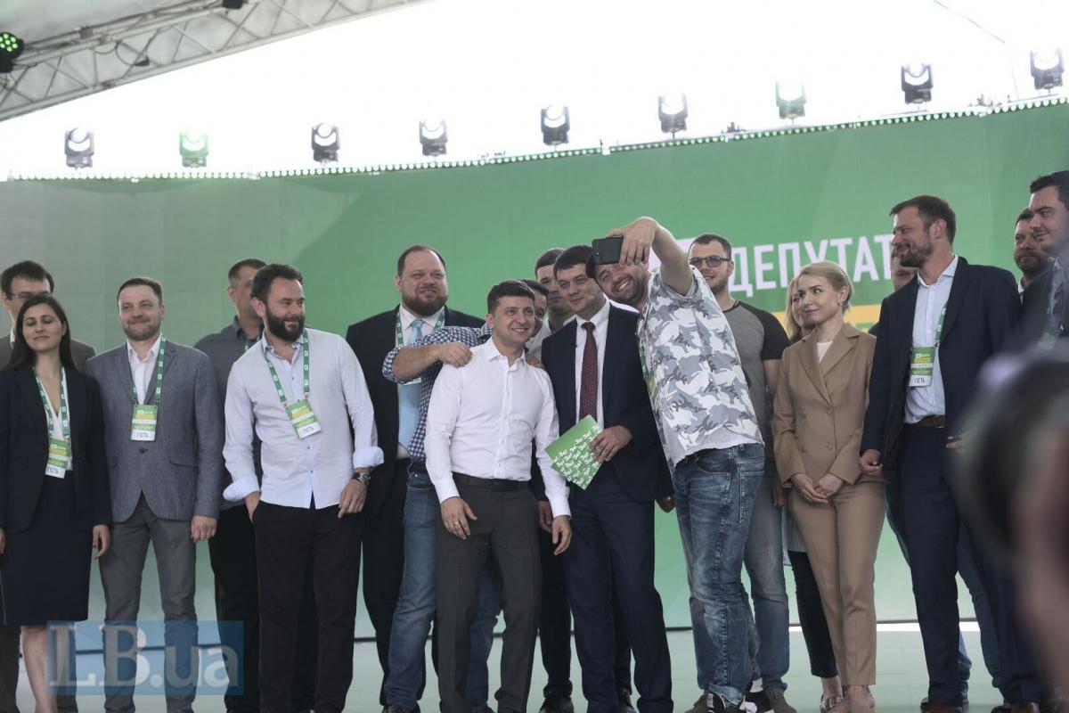 Рейтинг, Зеленский, Слуга народа, Социологи.