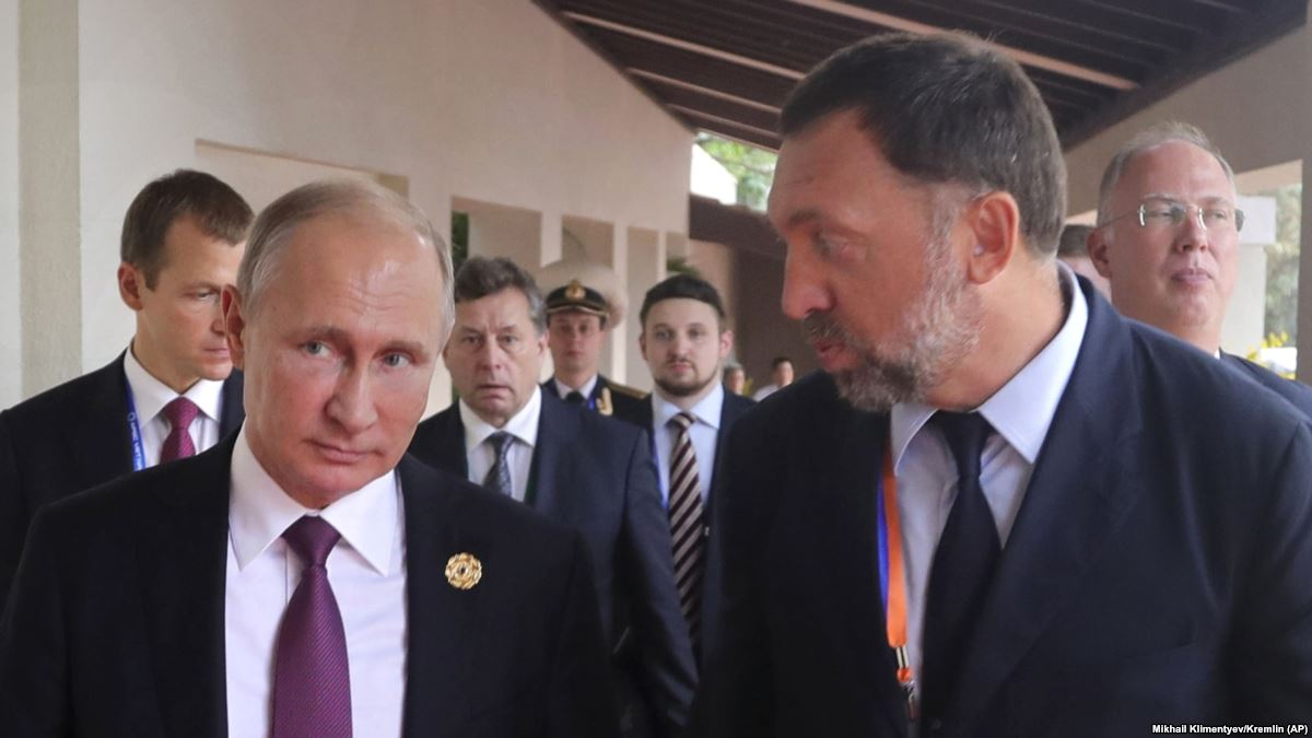 """""""Володя, нас уже дома бьют"""", - персональные санкции """"задушили"""" олигархов РФ, заставив жаловаться Путину, - нардеп"""