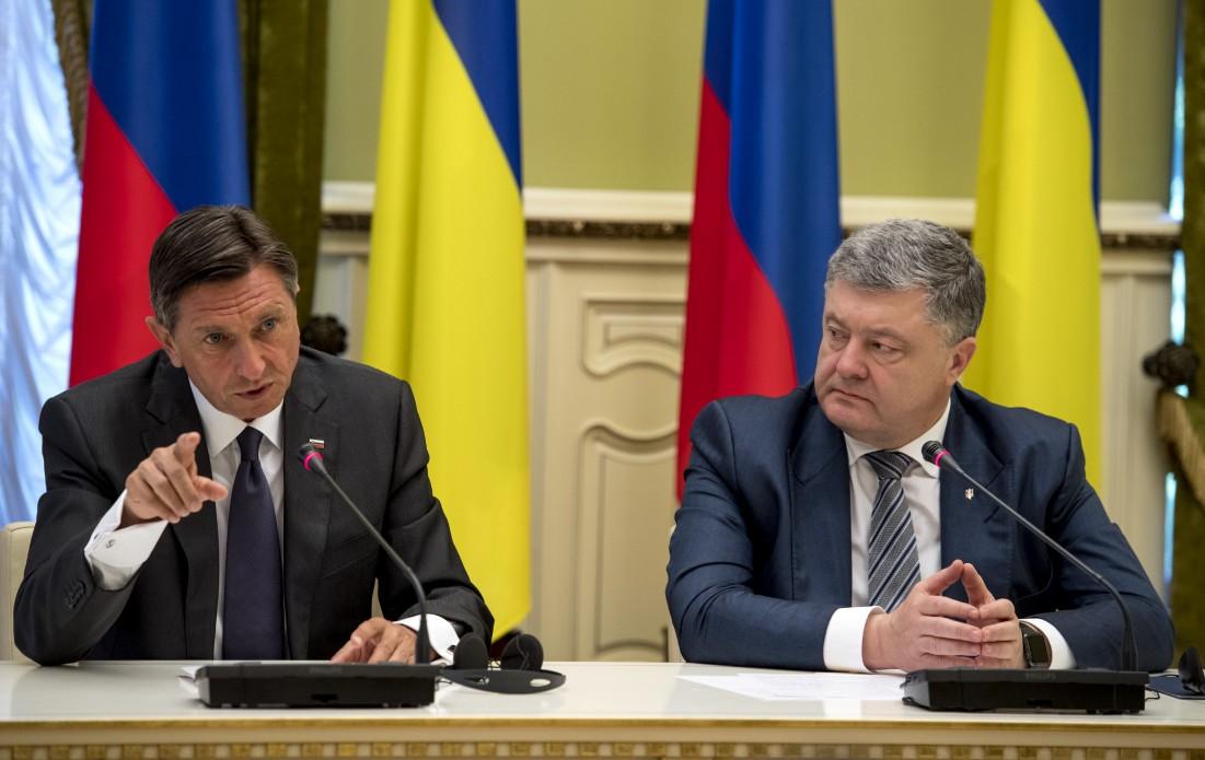 Новая победа Украины на международной арене: Словения обещала поддержать антироссийские санкции ЕС