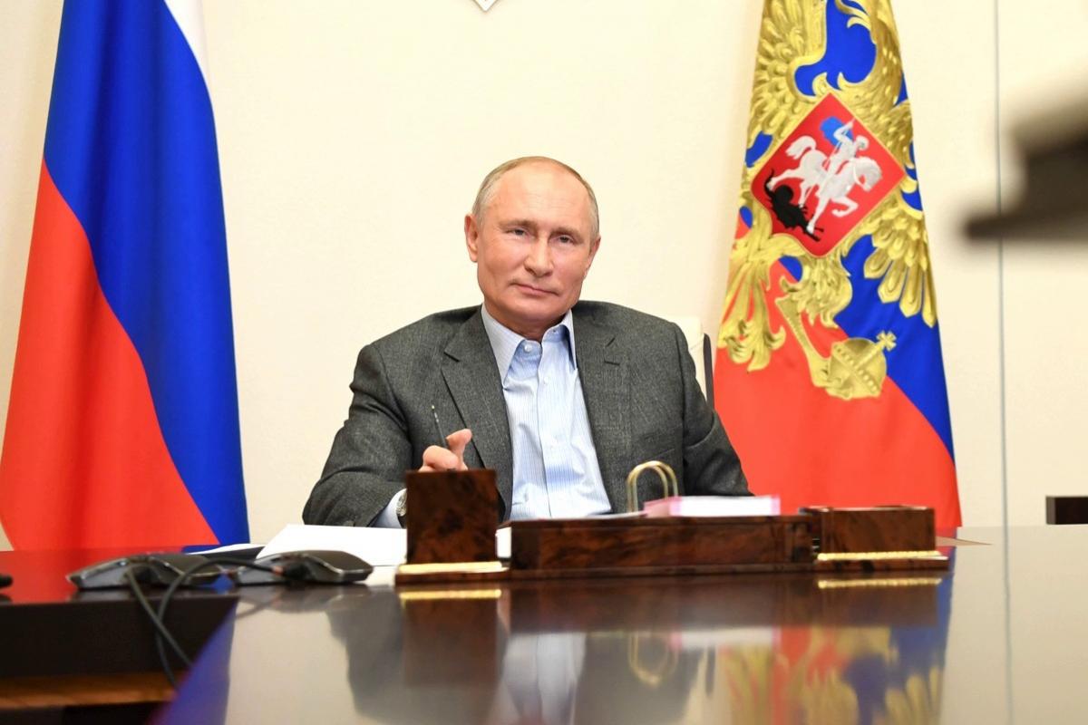 """Путин готовит россиян к """"прирастанию"""" новых территорий: """"Наш особый интерес"""""""
