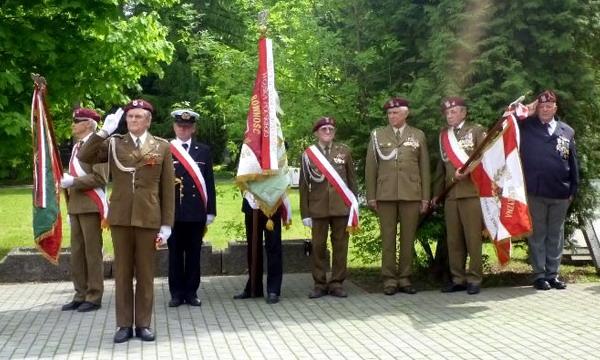 Празднование Дня Победы в Польше. Прямая видео-трансялция