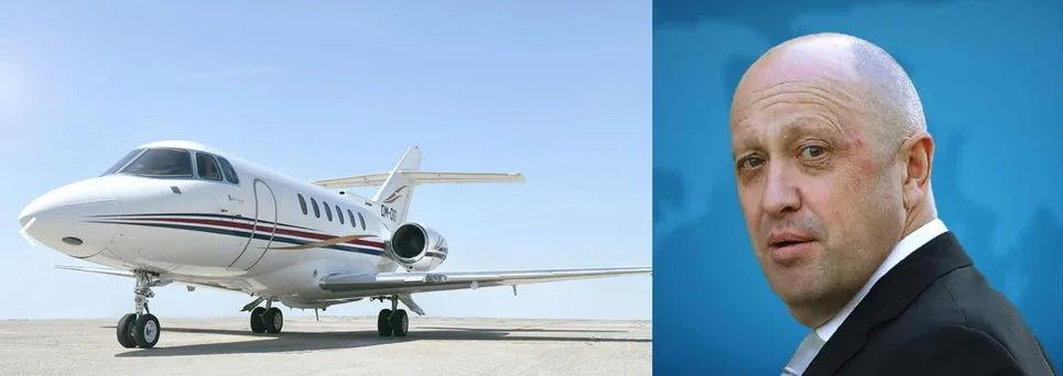 """СМИ сообщили о самолете """"повара"""" Путина Пригожина в аэропорту Берлина: """"Стоит, несмотря на санкции"""""""
