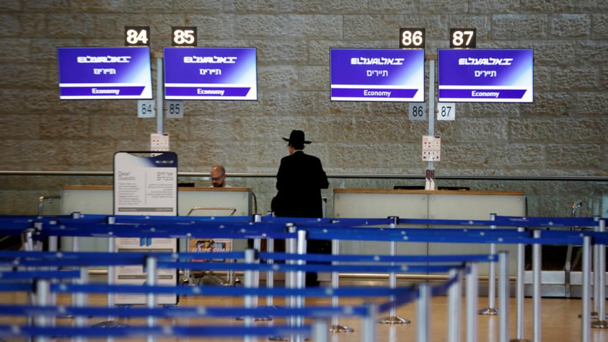 """""""Слухи вброшены из-за границы"""", - в аэропорту Тель-Авива у двух туристов из Москвы обнаружили коронавирус"""