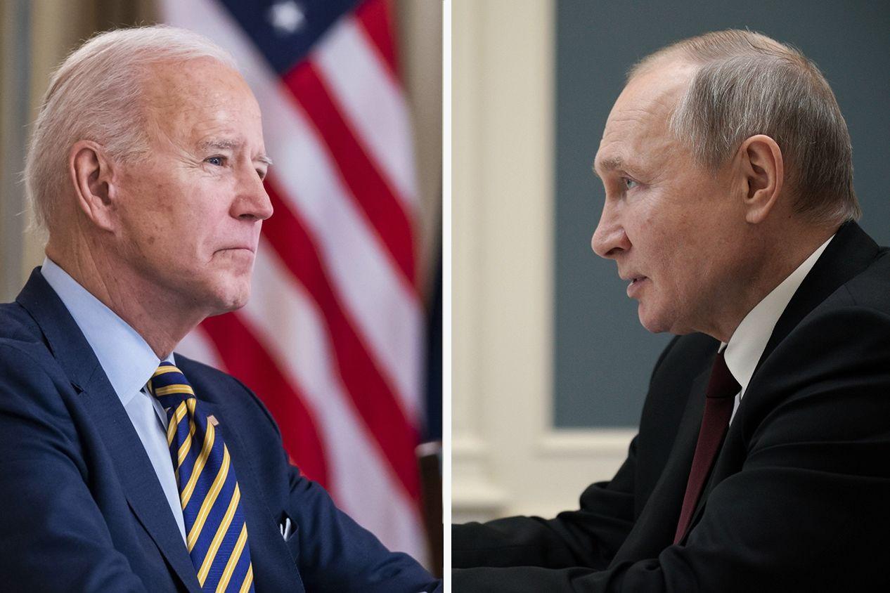 """Путин едет к Байдену со """"слабыми картами"""" - получит от Вашингтона список """"красных линий"""""""