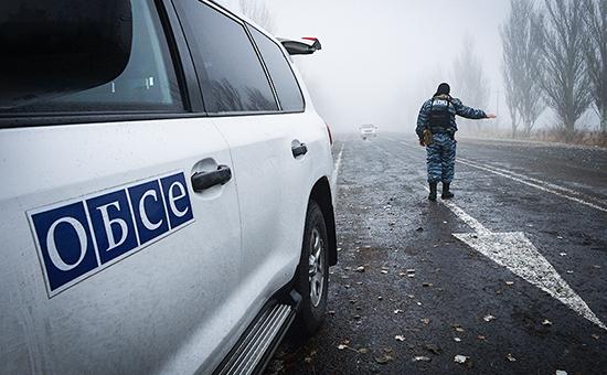 """Террористы сепаратистской """"ДНР"""" пообещали """"начинить пулями"""" наблюдателей миссии ОБСЕ, если они будут поздравлять местных жителей с украинскими праздниками"""