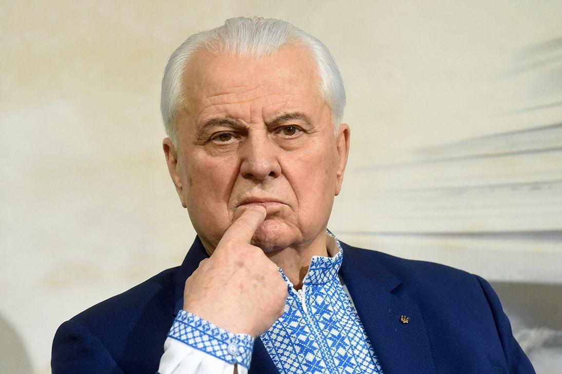 """Кравчук анонсировал встречу Зеленского и Путина: """"Есть предложения"""""""