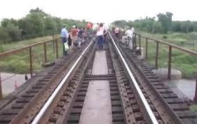 В Донецкой области взорваны ж/д пути и заминированы несколько мостов
